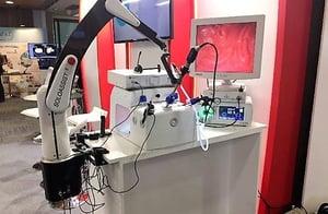 mecanismo robótico SoloAssist II
